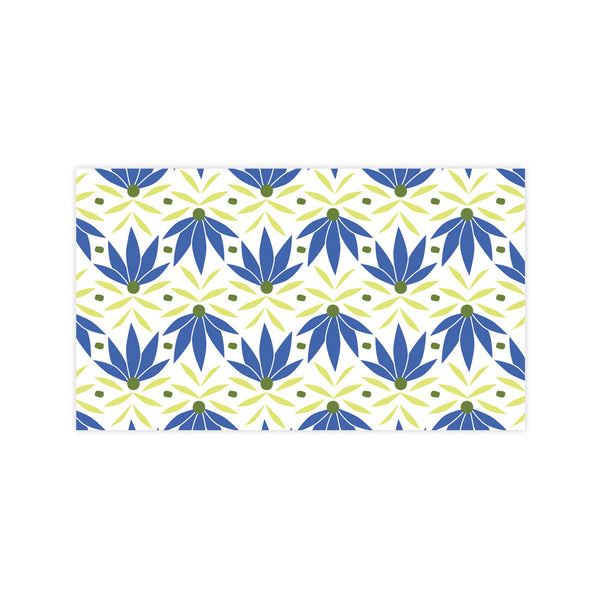 Blue Daisies Little Note Set