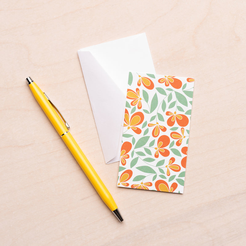 Summer Garden Mini Note Set