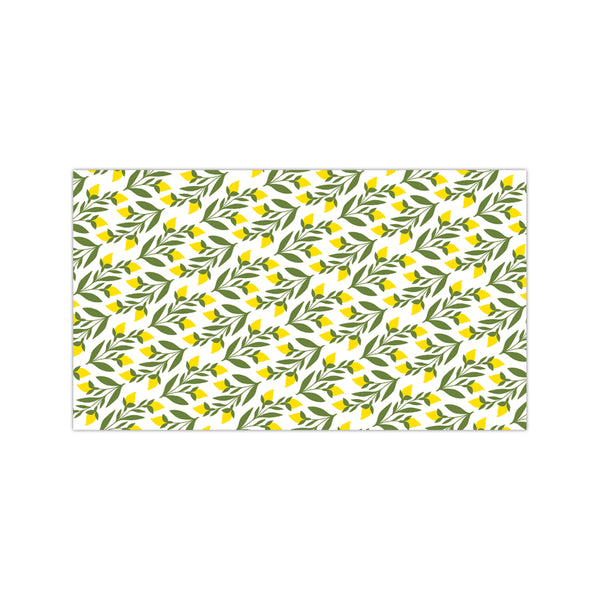 Lemon Flowers Mini Note Set (R)