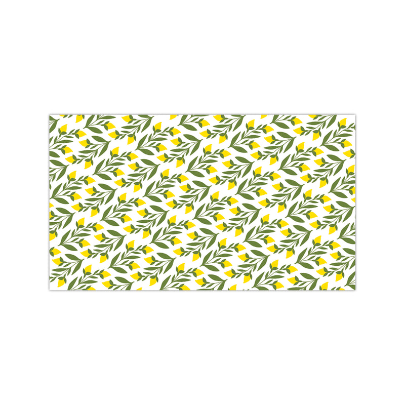 Lemon Flowers Little Note Set