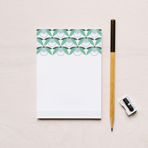 Lotus Lake Small Notepad