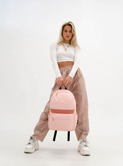 origin pink backpack basiks - Emy jade