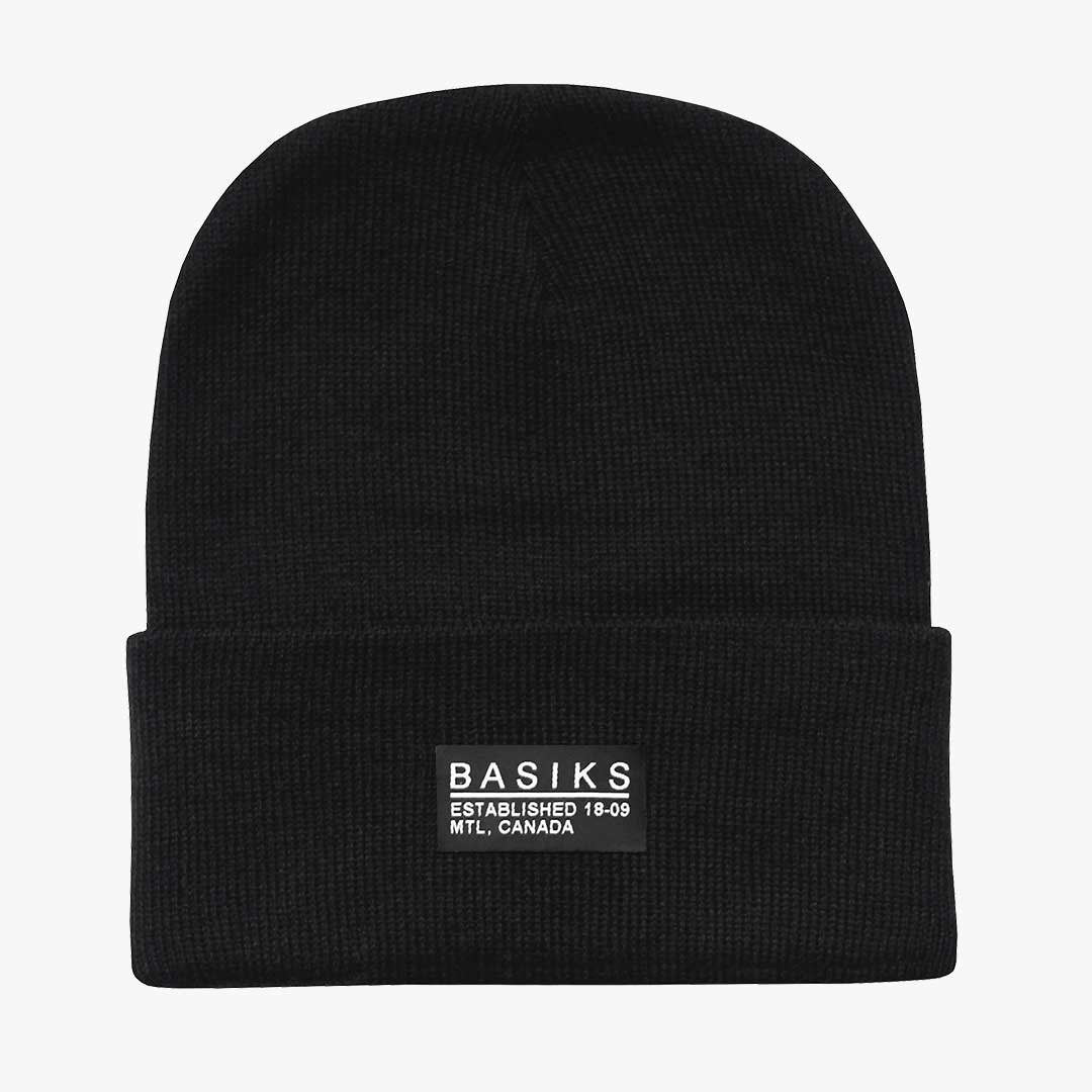 Valley Beanie - Black