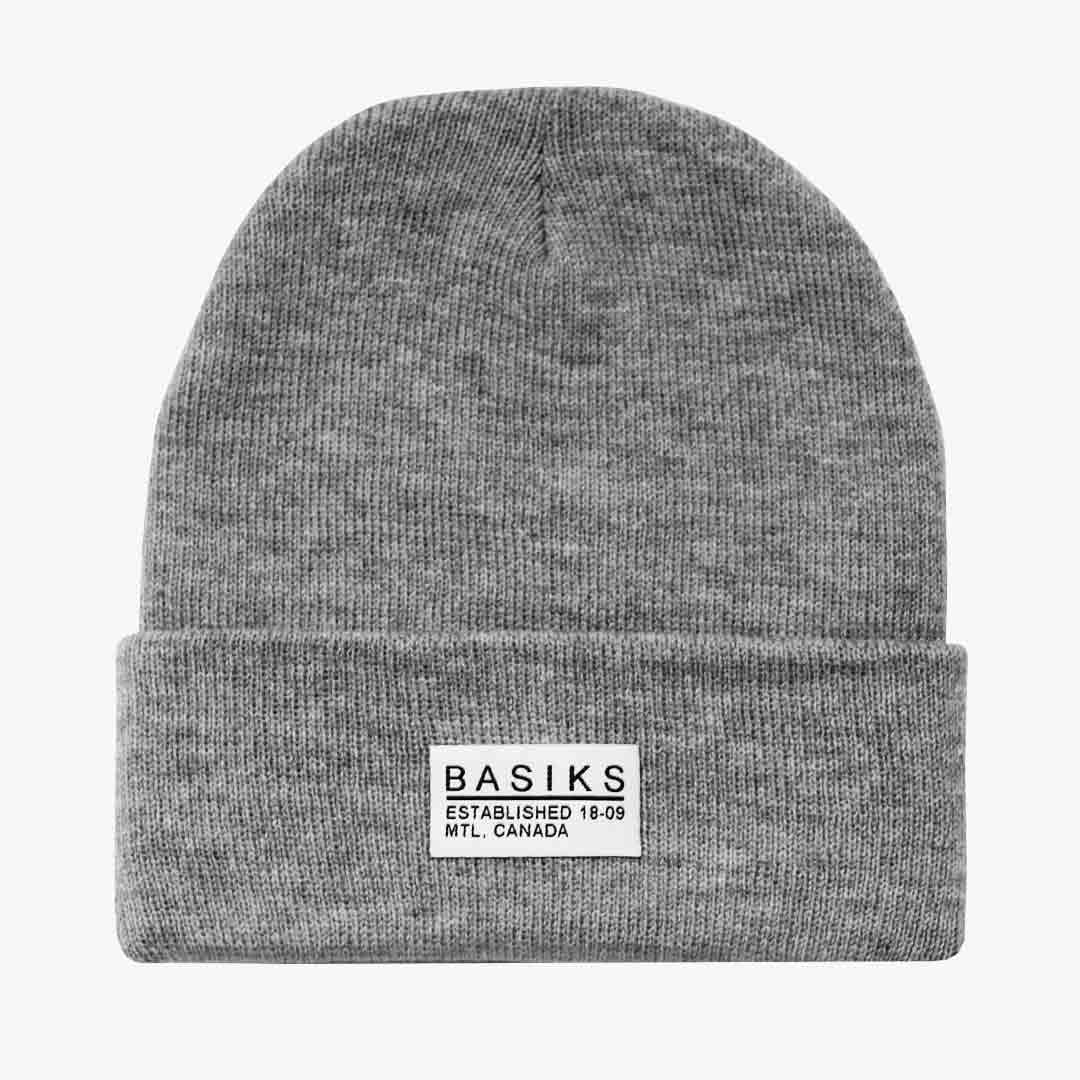 Valley Beanie - Light Grey