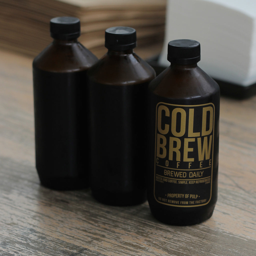 Cold Brew Black