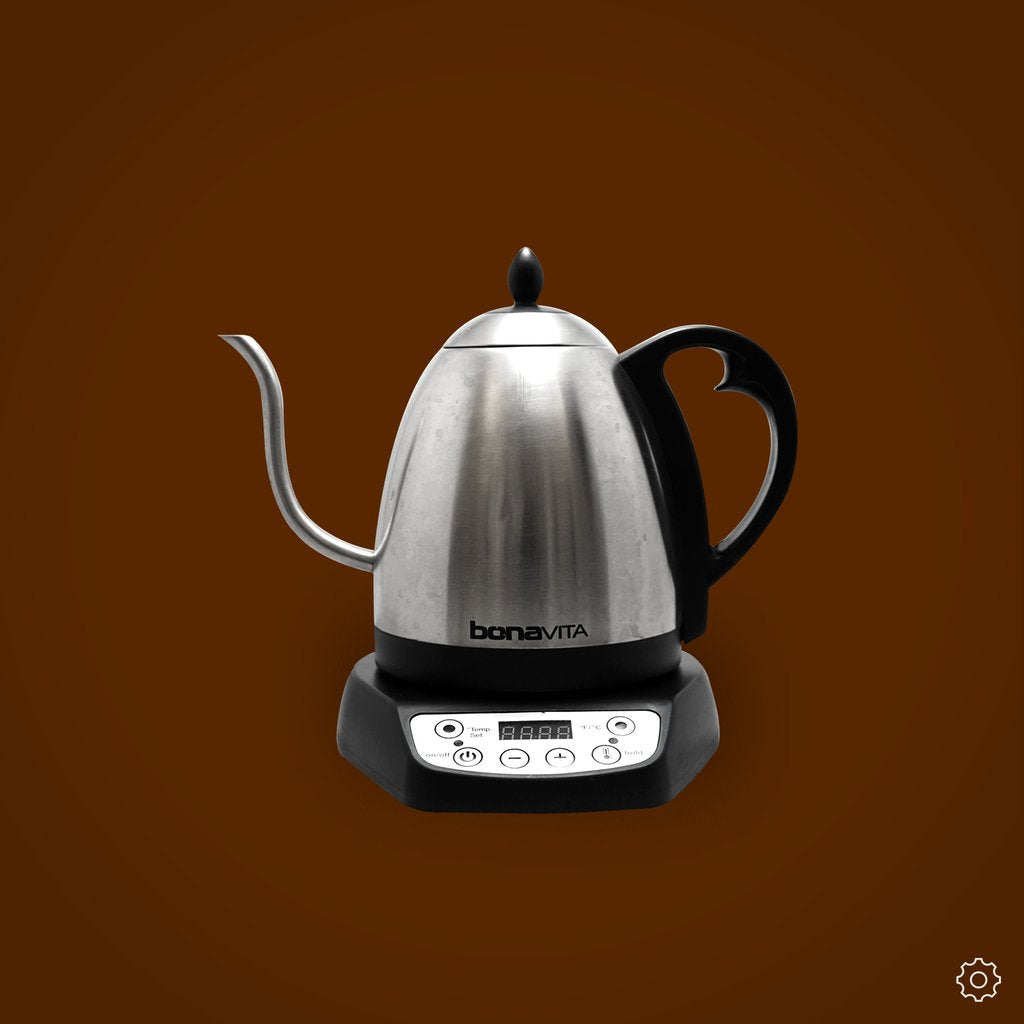 Digital Variable Temperature Gooseneck Kettle