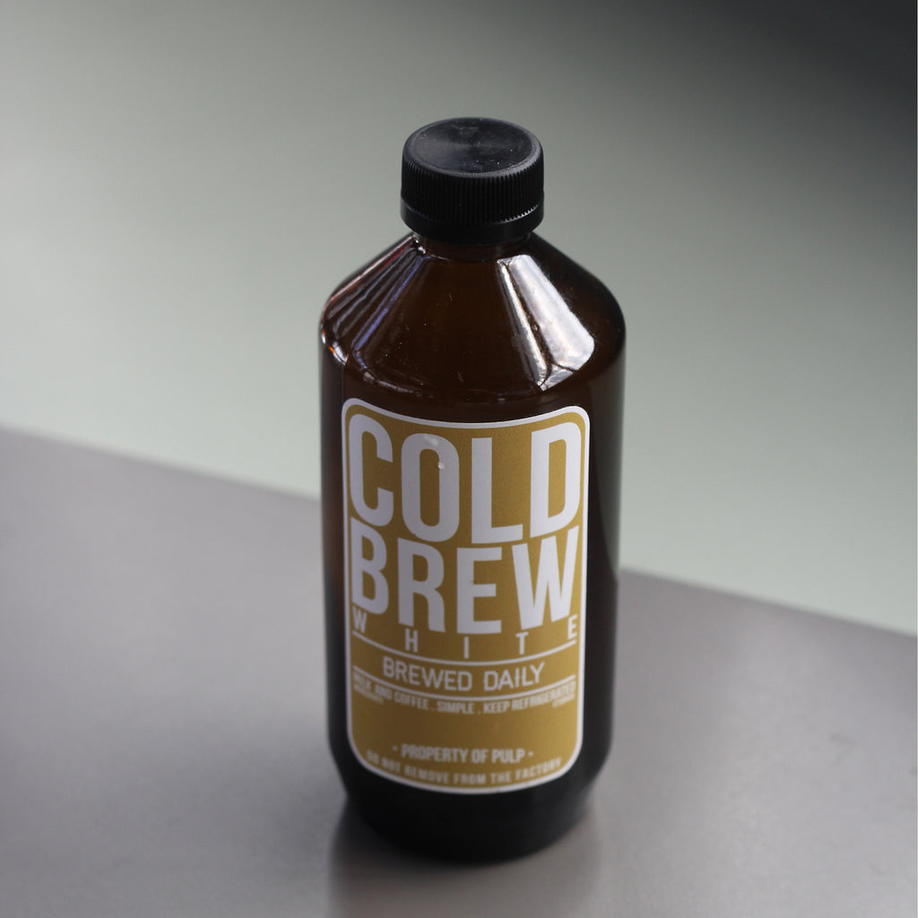 Cold Brew White