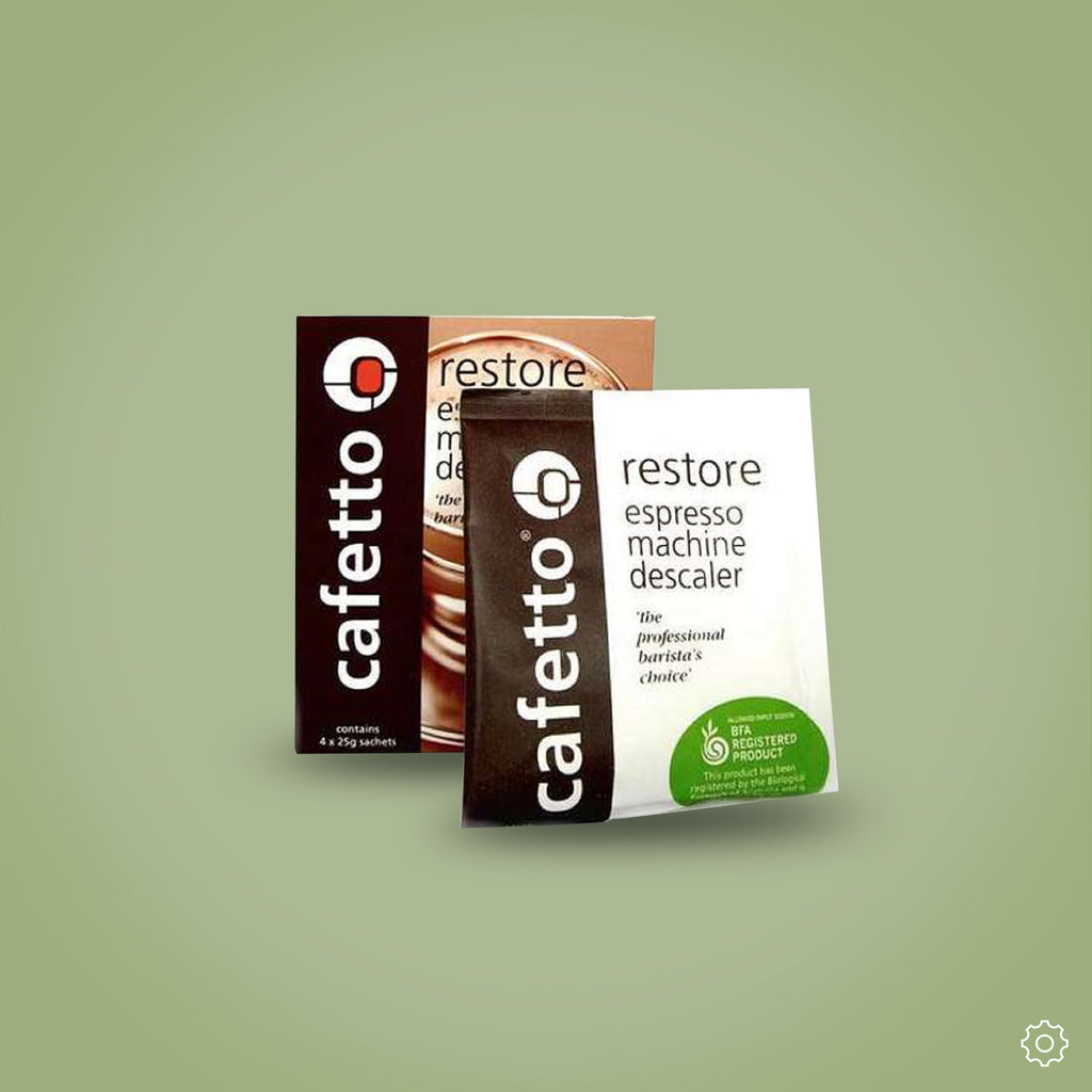 Cafetto Restore Machine Descaler