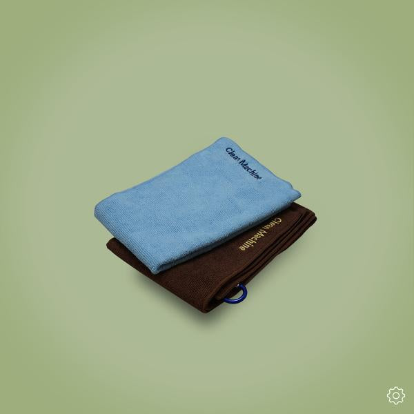 Clean Machine Barista Cloth Set