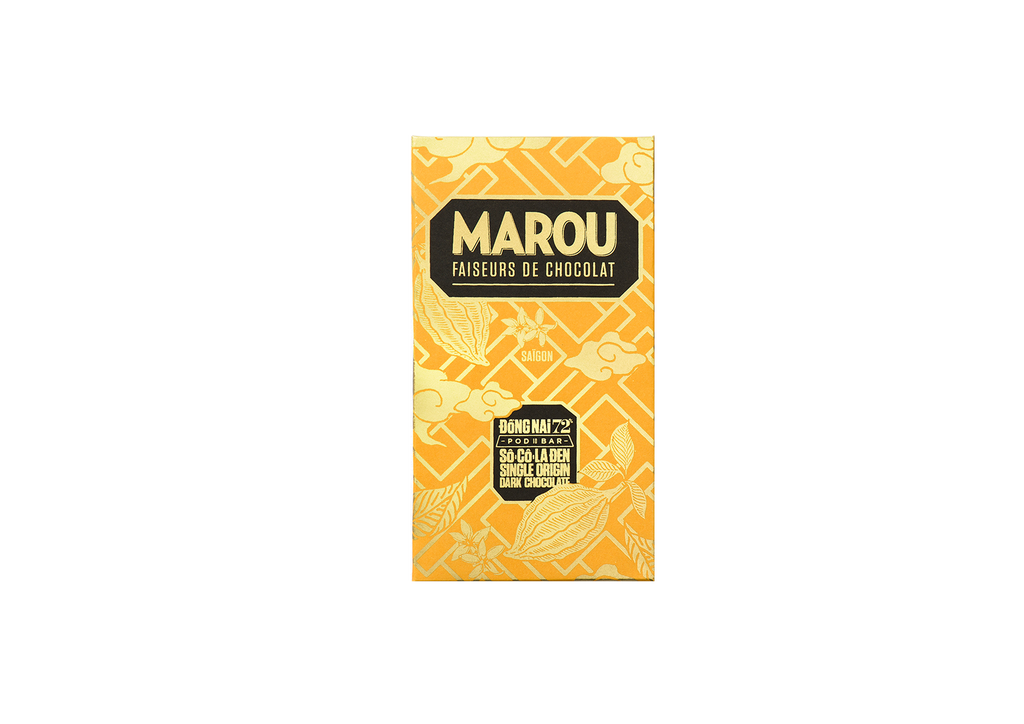 MAROU SINGLE ORIGIN DARK CHOCOLATE