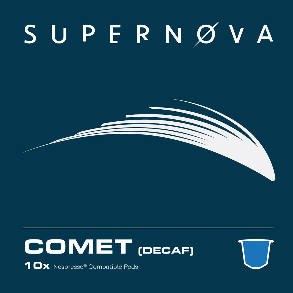 Supernova Comet (Decaf), El Salvador