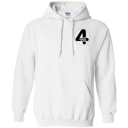 4Real 2018 Edition - White Hoodie