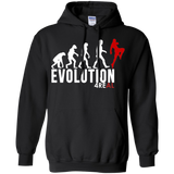 4REAL EVOLUTION Black Sweatshirt - 4REAL