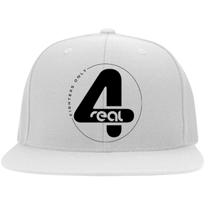 4REAL 2018 WhiteSnapback
