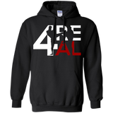 4REAL Classic Black Sweatshirt - 4REAL