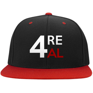 4REAL Black&Red Snapback - 4REAL