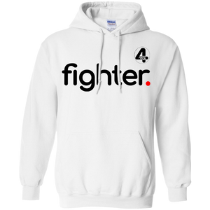 4REAL Fighter 2018 Hoodie