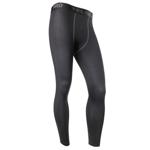 Black Compression Pant - 4REAL