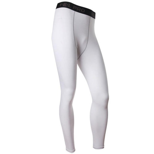 White Compression Pant - 4REAL