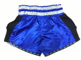 Blue Muay Thai Short - 4REAL