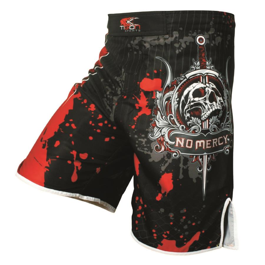 Red MMA Short - 4REAL