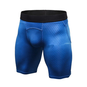 Blue Training Compression Short - 4REAL