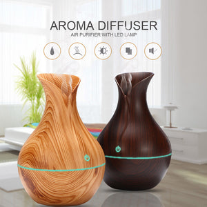 Ultrasonic Humidifier / Aromatherapy Oil Diffuser