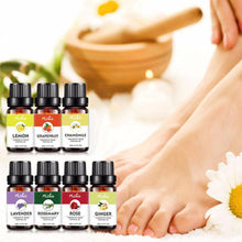 Load image into Gallery viewer, Therapeutic Grade Pure Aromatherapy Essential Oils - 10ml Bottles