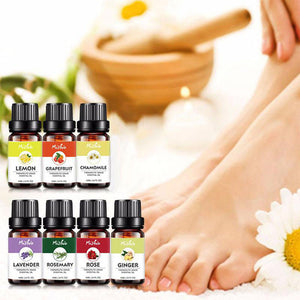Therapeutic Grade Pure Aromatherapy Essential Oils - 10ml Bottles