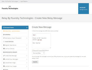 Relay By Foundry Technologies