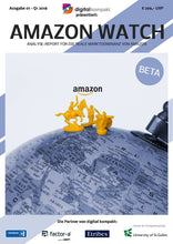Laden Sie das Bild in den Galerie-Viewer, Amazon Watch Report • Q1 2018 • Beta • (PDF)