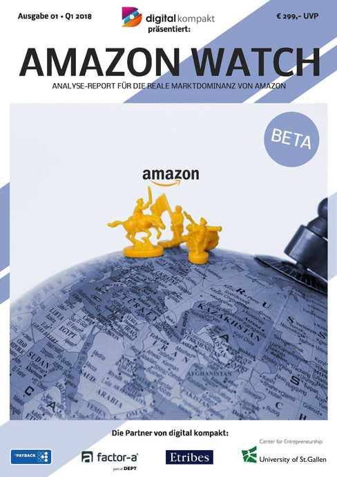 Amazon Watch Report • Q1 2018 • Beta • (PDF)