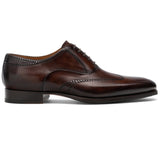 Brown Leather Selsdon Brogue Oxfords