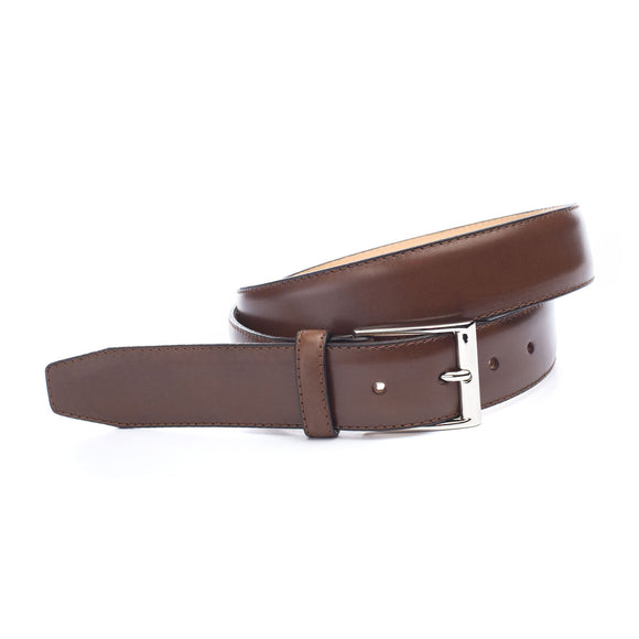Brown Leather Loxton Belt