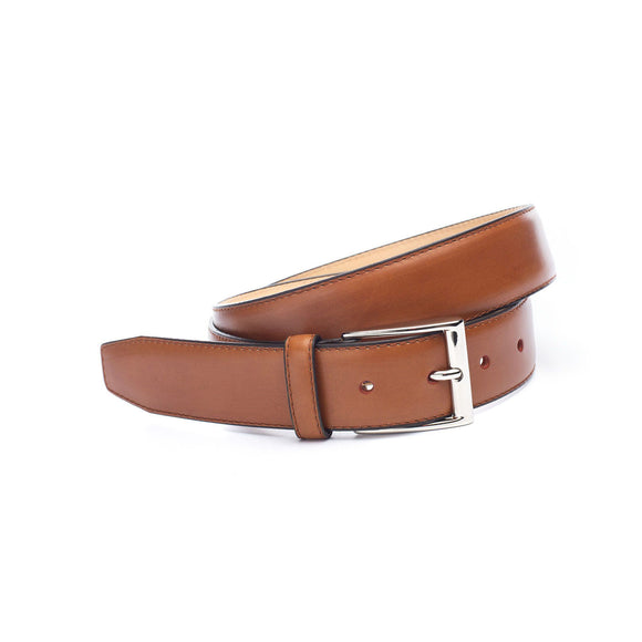 Tan Leather Millicent Belt