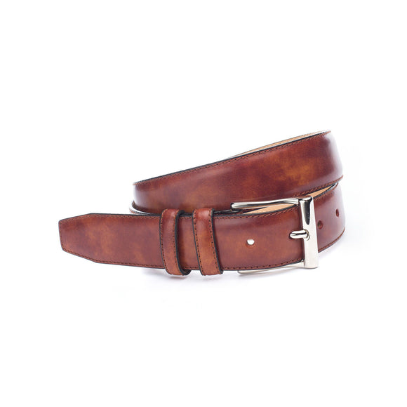 Brown Leather Hobart Belt