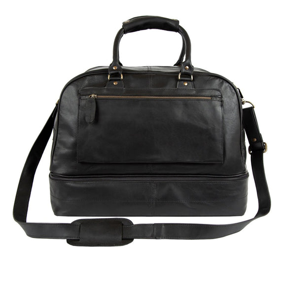 Copy of Brown Leather Waite Duffel Bag