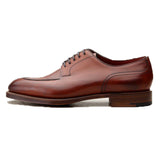 Fire Tan Leather Hamlet Derby Shoes