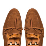 Tan Suede Yukon Driving Loafers