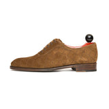 Tan Suede Copnor Oxfords