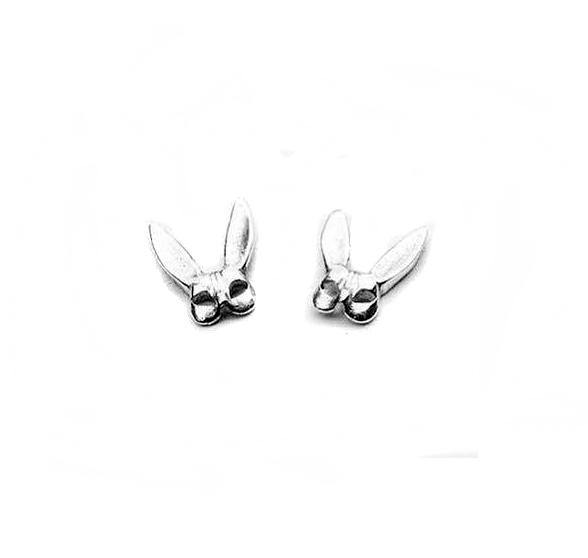 Bunny Mask Earrings