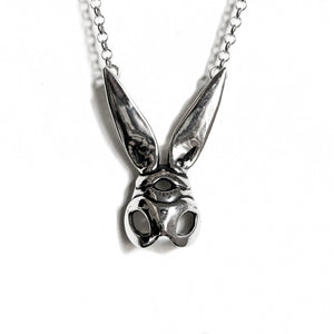 Bunny Mask Necklace