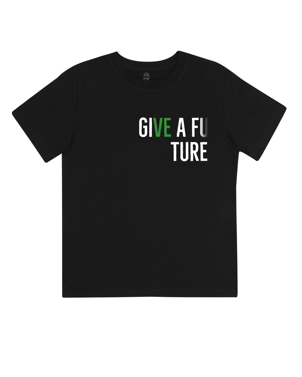 GIVE A FUTURE Original Kids Organic Cotton T-shirt