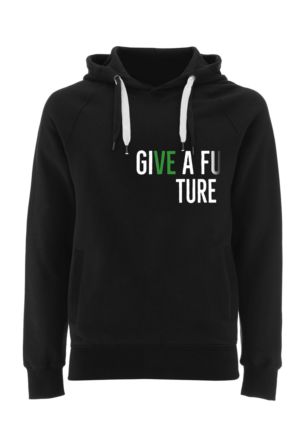 GIVE A FUTURE Unisex Organic Cotton Hoodie