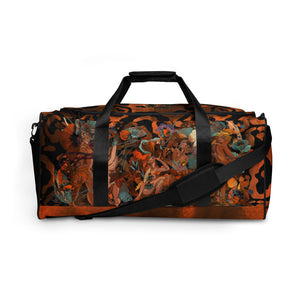 """Black Joy"" - ""Kitty 4 Life"" Weekender bag"