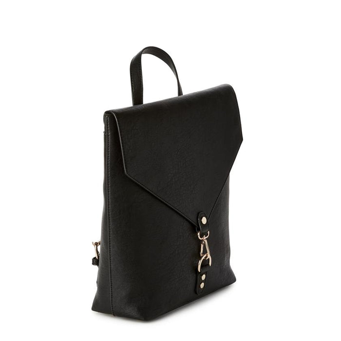 CATHERINE Triangle Flap Backpack