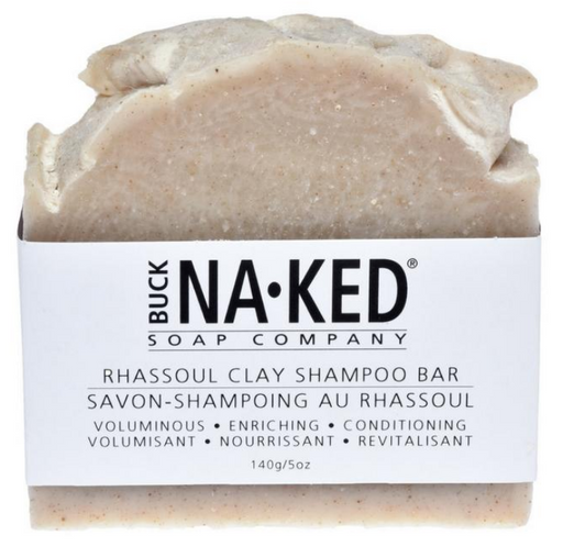 Rhassoul Clay Shampoo Bar