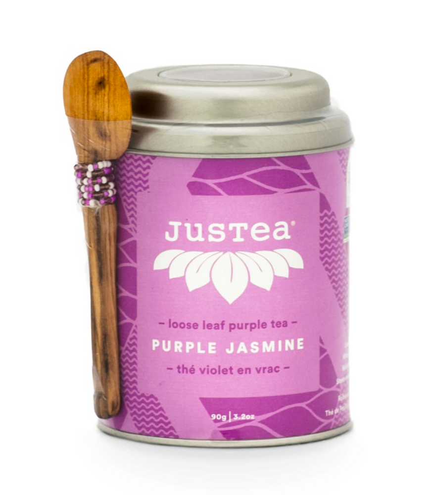 Purple Jasmine Tin