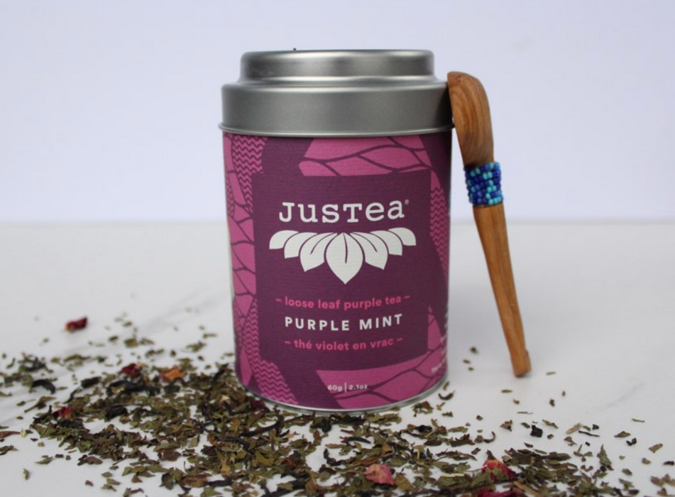 Purple Mint Tin