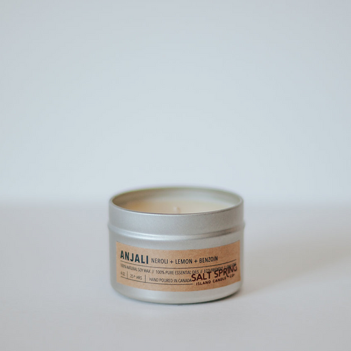 ANJALI | 100% Pure Essential Oil Candle